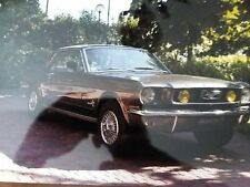 Auto D'Epoca Ford Mustang 1965