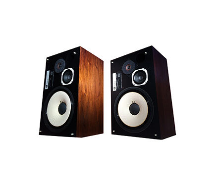 vintage jbl speakers. the jbl l100 floor-standing speaker was introduced to consumers in 1970 at annual consumer electronics show. this flagship of jbl\u0027s product vintage jbl speakers s