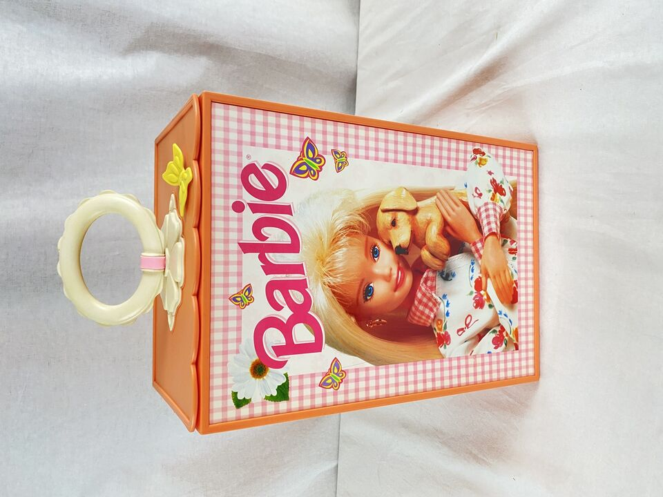 Guardaroba Barbie anni '90