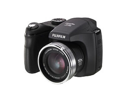 Nikon d40 vs fujifilm s5700 ebay for Finepix s5700 prix