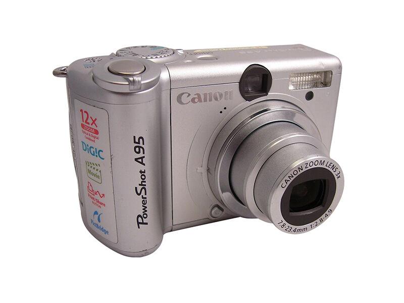 Canon A95