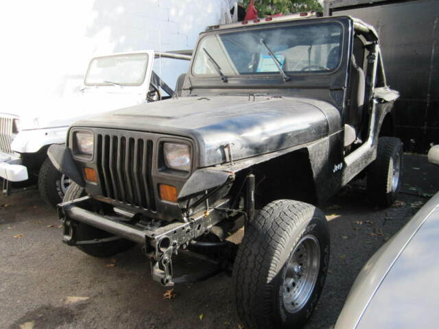 baja wrangler 5 speed 4x4 runs and drives selling for cheap used jeep wrangler for sale in. Black Bedroom Furniture Sets. Home Design Ideas