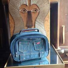 Beauty case Miss Sixty in jeans