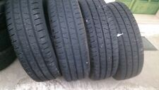 Kit di 4 gomme usate 215/60/17 C Hankook