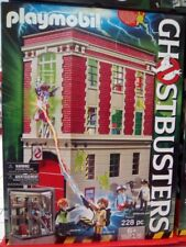 PLAYMOBIL Ghostbusters Caserma Firehouse Headquarters 9219