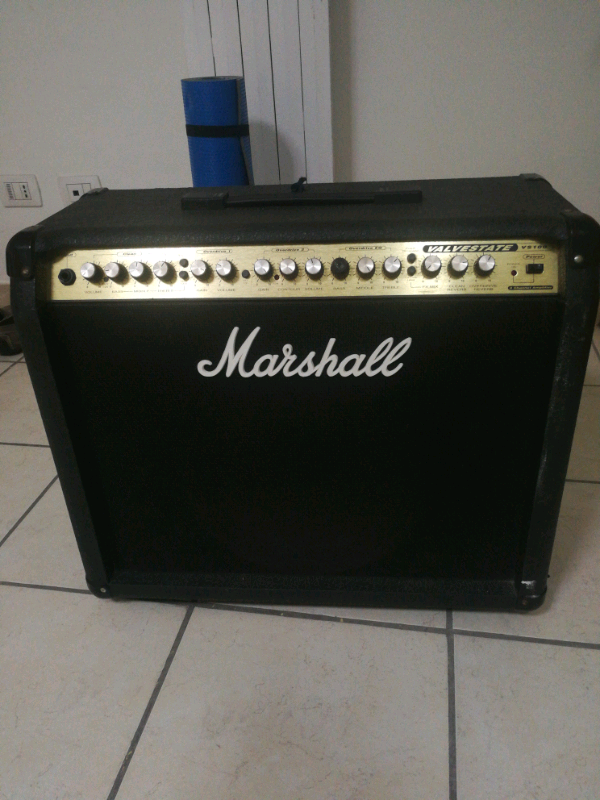 Marshall vs 100 valvestate