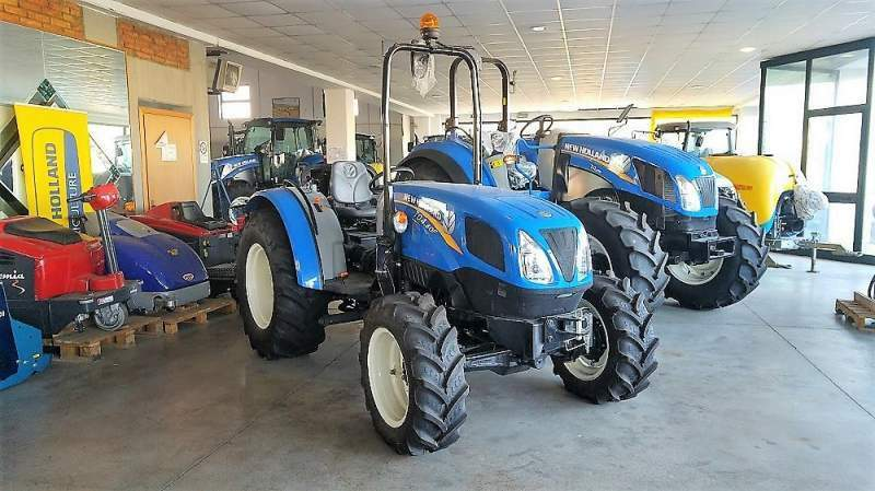 Trattore new holland td 4.80 f nuovo 2