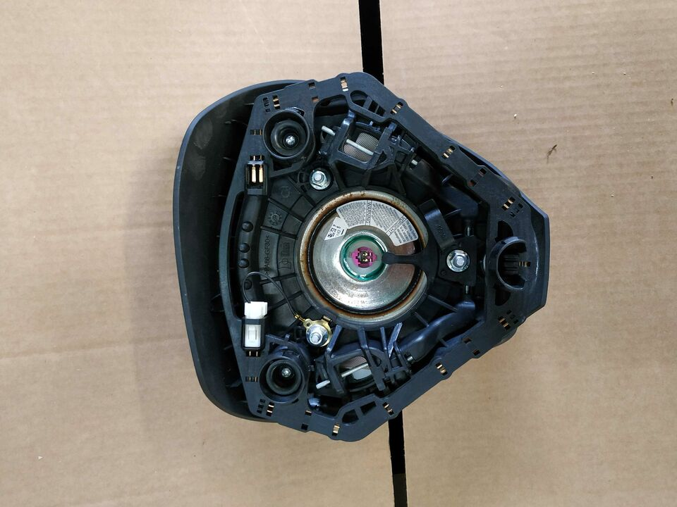 Lancia Ypsilon airbag volante guida 4