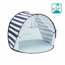 Babymoov Tenda Anti-UV SPF 50+ Mariniere - Zanzariera integrata