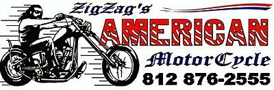 ZigZags American MotorCycle Parts