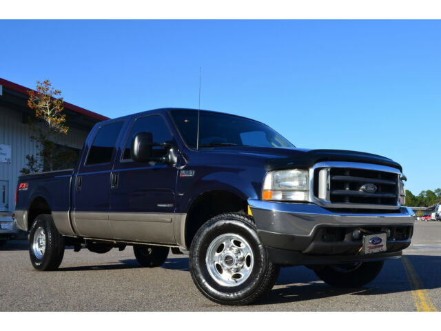 2003 ford f 250 superduty crew cab 4x4 powerstroke diesel lariat reserve no used ford f. Black Bedroom Furniture Sets. Home Design Ideas
