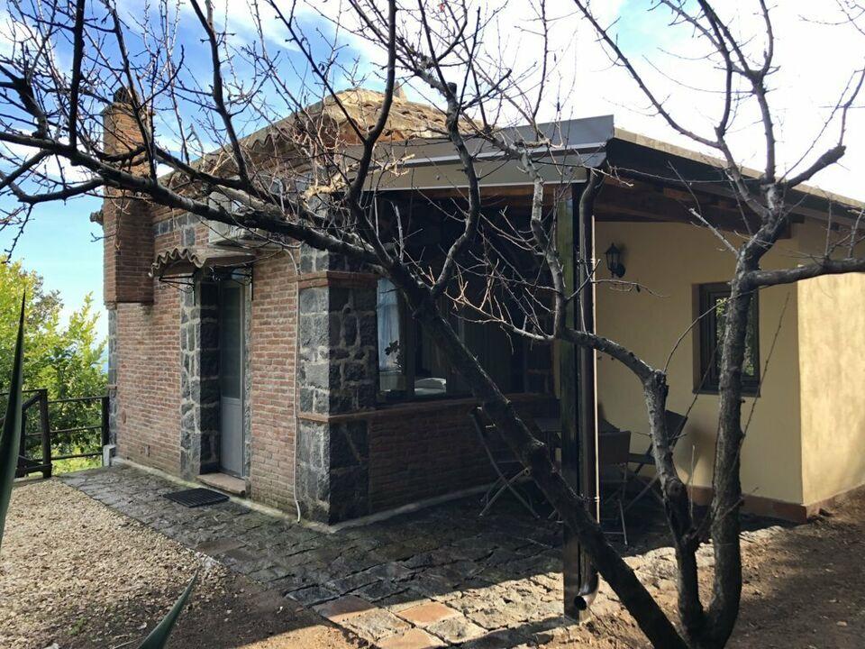 Cottage a Milo Etna - Baita - Chalet Parco...