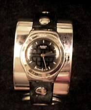 Swatch bracciale punk 1990 limited edition