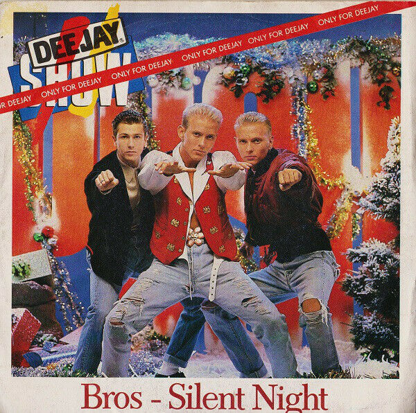 Bross Silent Night 45giri
