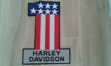 Patch harley number one
