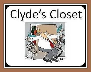 Clyde's Closet