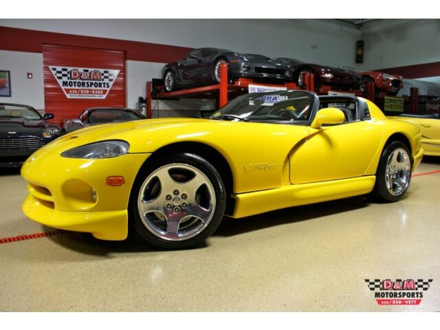 2002 dodge viper rt 10 roadster 25 066 miles removable top financing available used dodge