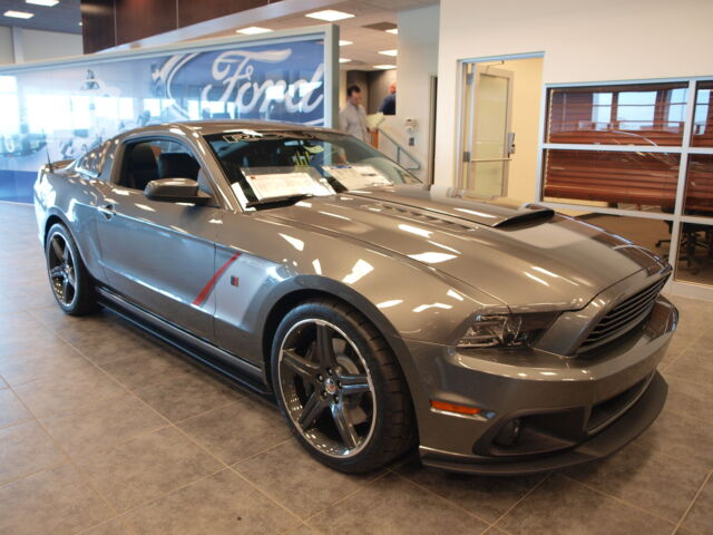 new 2014 ford mustang roush stage 3 575 hp loaded new ford mustang for sale in elkhorn. Black Bedroom Furniture Sets. Home Design Ideas