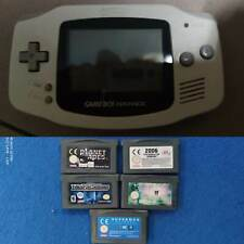 Nintendo Game Boy Advance con 5 giochi
