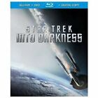 Star Trek Into Darkness (Blu-ray Disc, 2013, 2-Disc Set)
