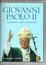Album-quaderno sulla vita di papa giovanni paolo ii