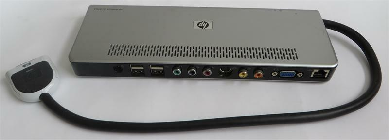 HP Notebook QuickDock Docking Station ES632AA