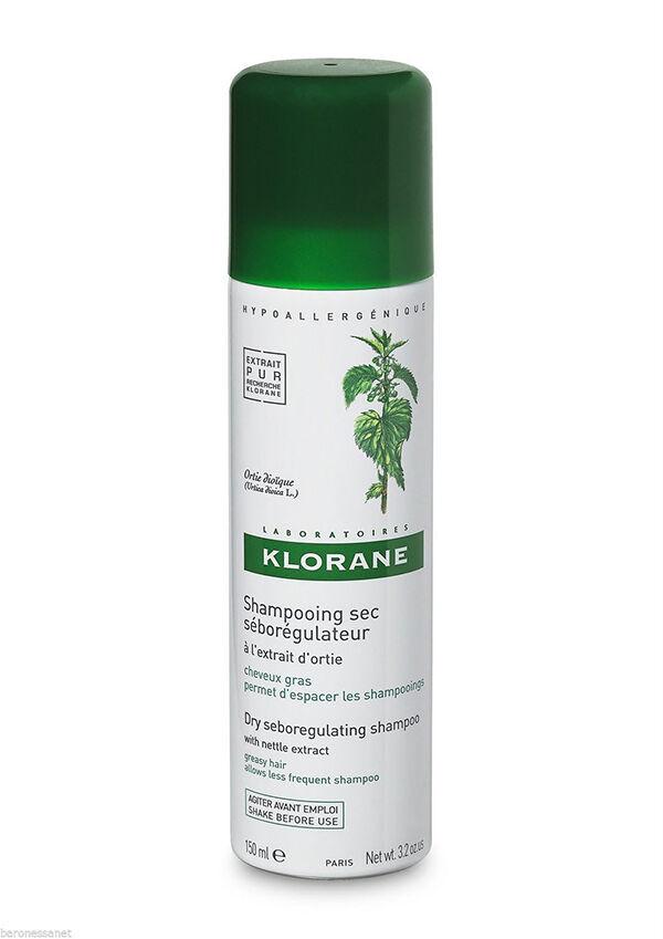 How to Use Klorane Dry Shampoo