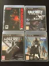 Giochi Ps3 , Destiny, Callo of duty Ghost , Mgs 4