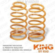 Coppia molle +5 +10 +15 ant. king off road nissan patrol gr y60
