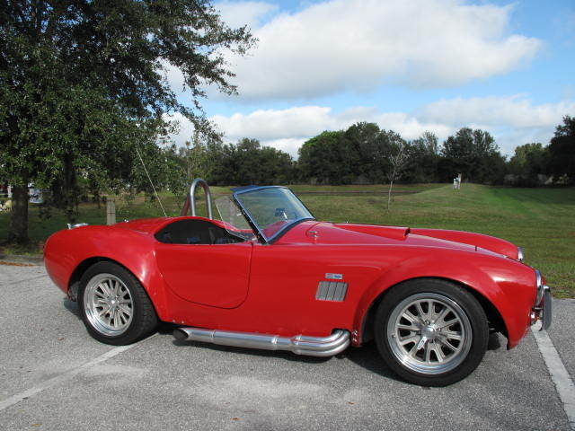 cobra 427 factory five beautiful example used replica kit makes other for sale in sarasota. Black Bedroom Furniture Sets. Home Design Ideas