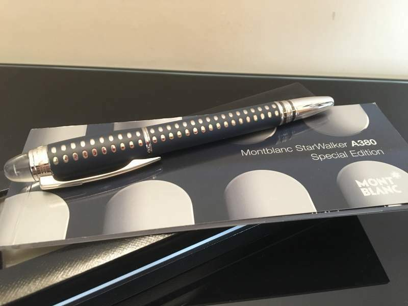 Montblanc Star Walker A380 Special Edition