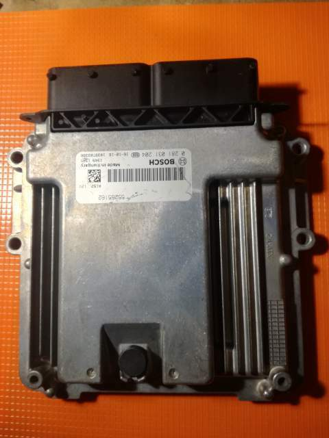 Centralina motore fiat tipo / 500x jeep 1.6 d '0281031204 3