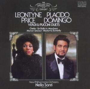 Placido Domingo: Verdi & Puccini Duets von Placido Domingo (2012)