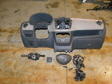 Kit airbag con cruscotto completo dacia lodgy 1.5 anno 2013