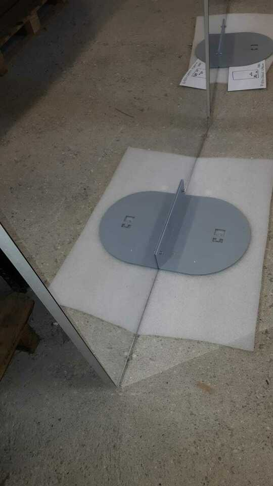 Ground Bases for Looking Glass Mobile