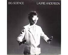 Laurie Anderson : big science - lp 1982