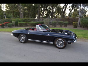 1965-Chevrolet-Corvette-Restored