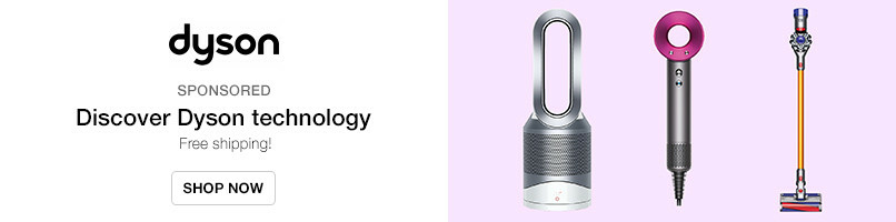 Discover Dyson Technology