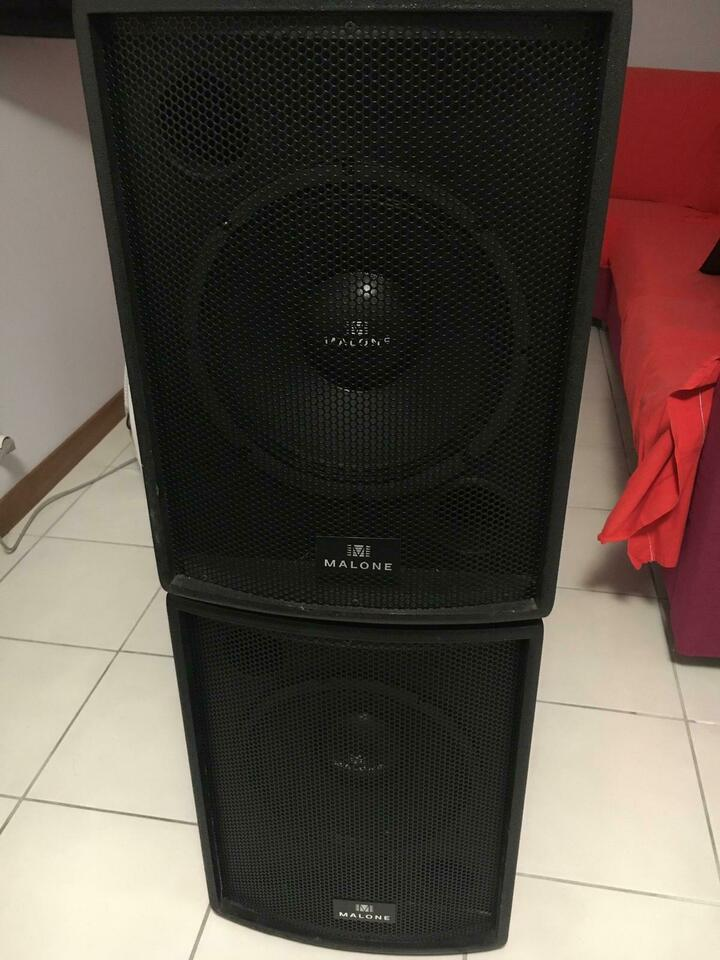 Subwoofer MALONE PW-12A-M