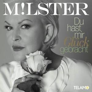 CD Angelika Milster Du hast mir Glück gebracht (K115)