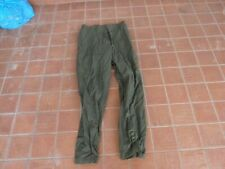 Us army vietnam trouser utility cotton sage green
