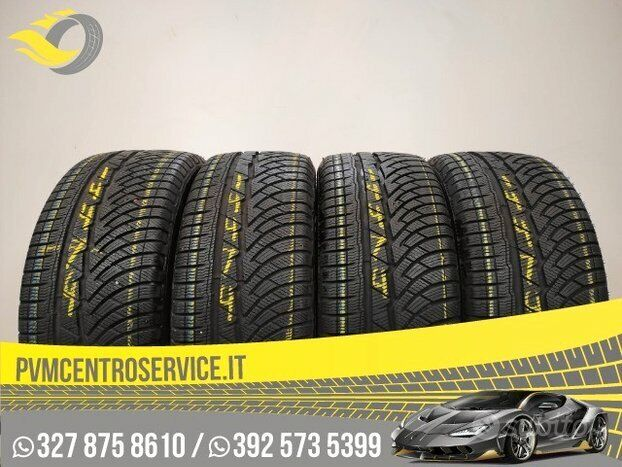 Gomme Usate 235 45 17 Michelin 14474