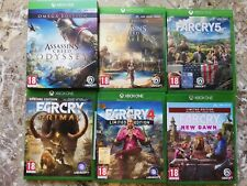 Giochi XBOX ONE Far Cry e Assassin's Creed
