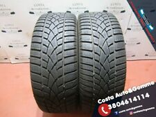 Gomme 215 55 17 Dunlop 2018 85% 215 55 R17
