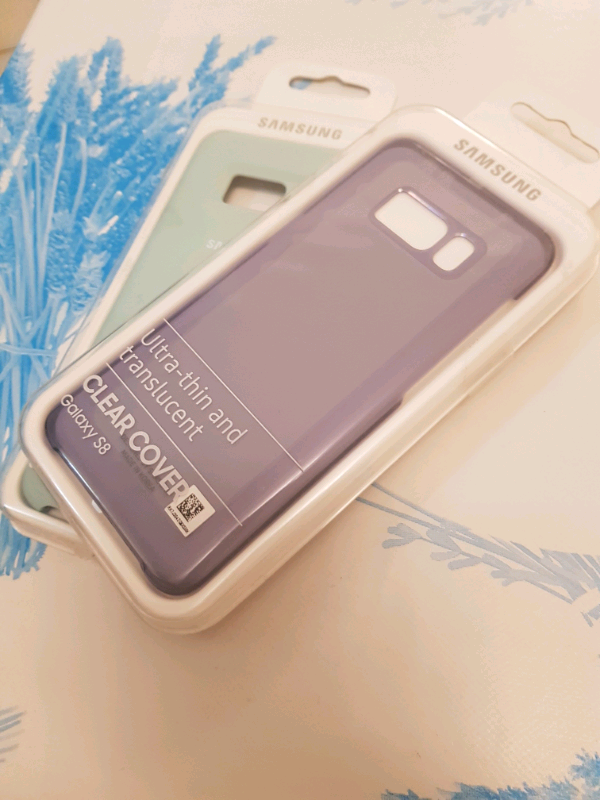 Cover Samsung S8 2
