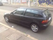 Honda civic ex cat 1300 sohc 75 cv per neopatentati
