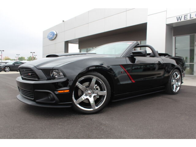 2014 roush stage 3 convertible v8 6 speed manual tvs2300 supercharger new ford mustang. Black Bedroom Furniture Sets. Home Design Ideas