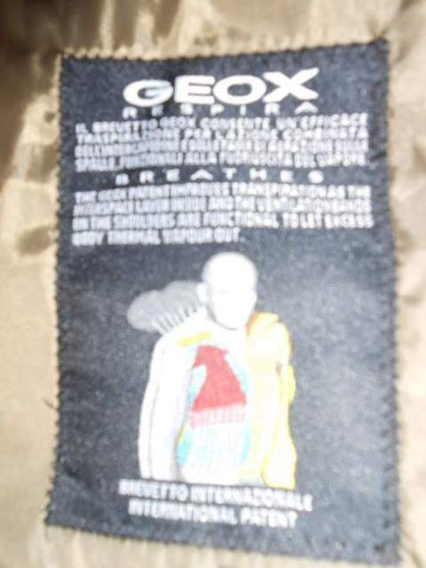 Giacca invernale GEOX 5