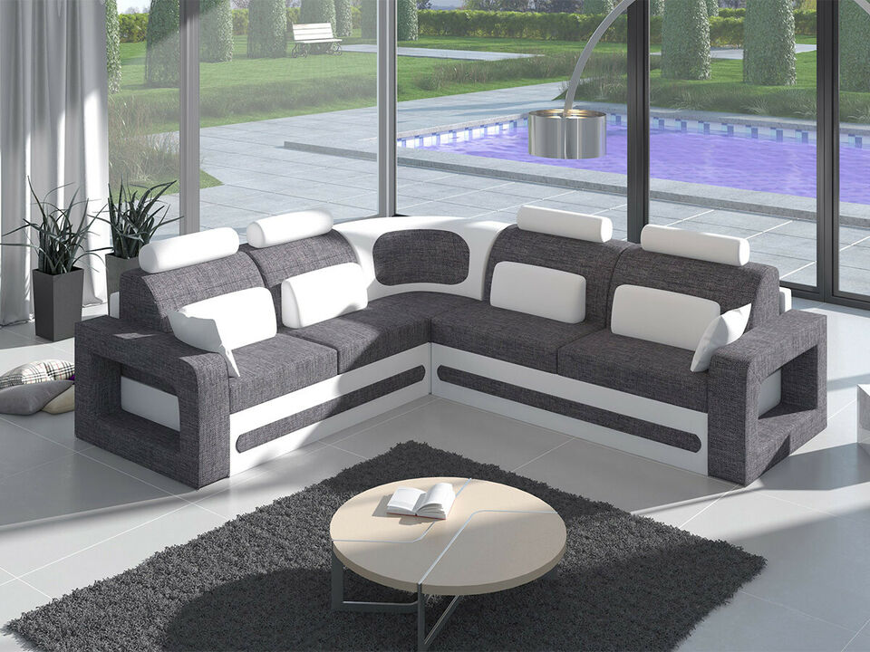 Meraviglioso divano angolare letto glasgow! 4