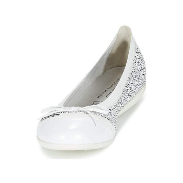 Ballerine Donna LPB Shoes CAPRICE Bianco 3